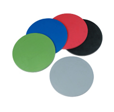 Polishing-rubber-pads