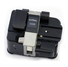 FITEL S123M12 Ribbon Fusion Splicer Kit, for 4-12-Fibre, w S326 Cleaver, Thermal Stripper & accessories by Upeka trading